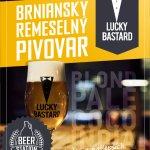 Český pivovar Lucky Bastard v Beer Station. Odporúčame!