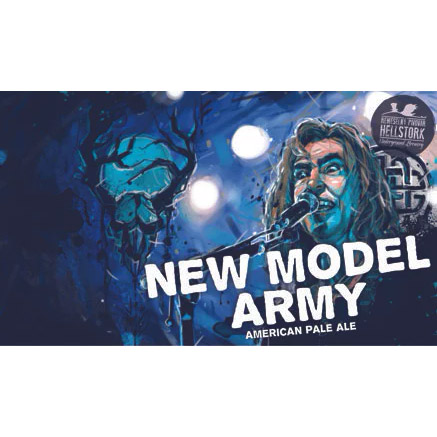 New Model Army 12° (Hellstork)