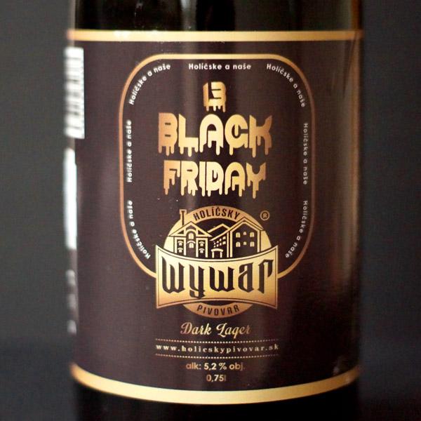 Black Friday 13° Wywar