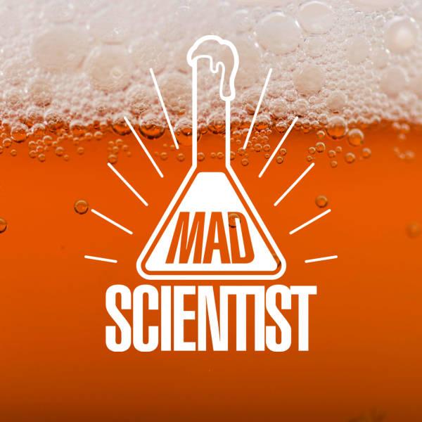 Mad Scientist Liquid Cocain 19 Imperial IPA Craft Beer