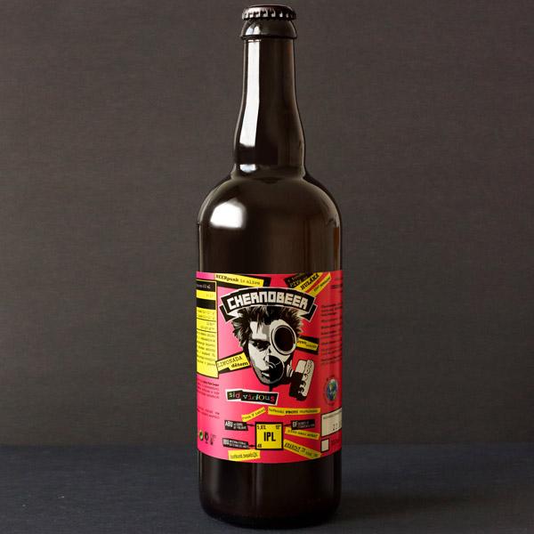 Pivovar Chernobeer IPL Sid Vicious 13 Remeselne pivo