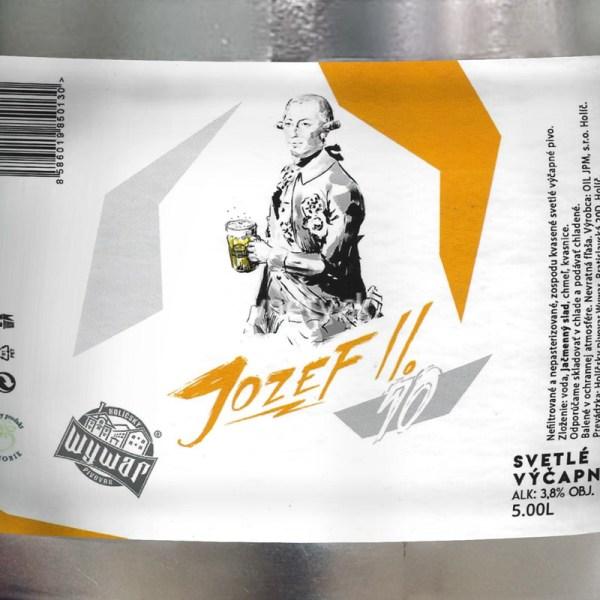 WYWAR; Jozef 10 ; Craft Beer; Remeselné Pivo; Živé pivo; Beer Station; Party sudok; ležiak