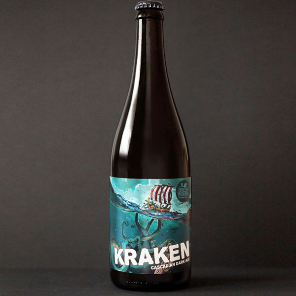Kraken 15°; Hellstork Kraken ; Hellstork; Remeselné pivo; Rozvoz Piva; Craft Beer; Pivo; Beer; Slovenský pivovar; Živé pivo; Beer Station; Pivo eshop