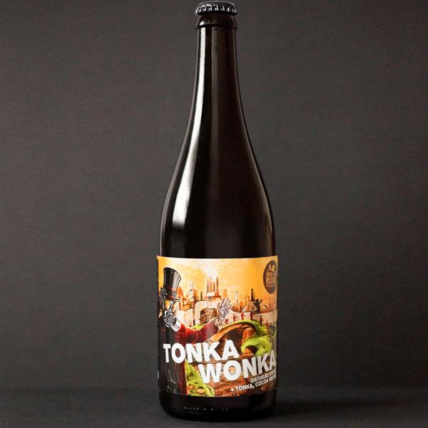 Tonka Wonka 15°; Hellstork Tonka Wonka ; Hellstork; Remeselné pivo; Rozvoz Piva; Craft Beer; Pivo; Beer; Slovenský pivovar; Živé pivo; Beer Station; Pivo eshop