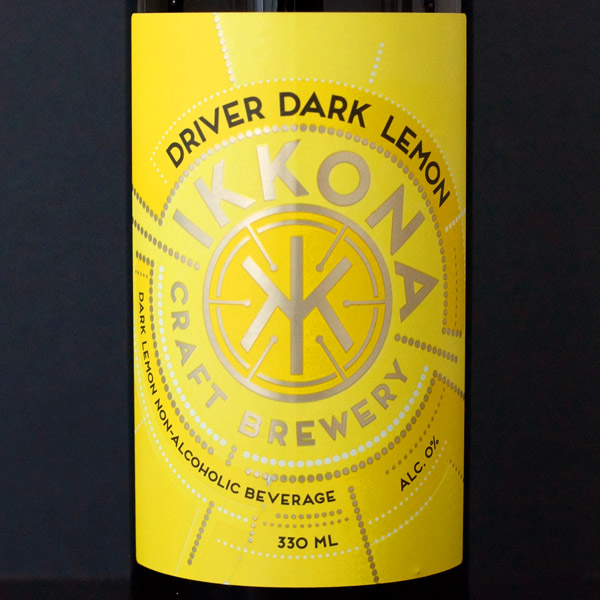 Nealko; nealkoholicke remeselne pivo; ikkona; driver dark lemon; nealko pivo; distribúcia remeselného piva