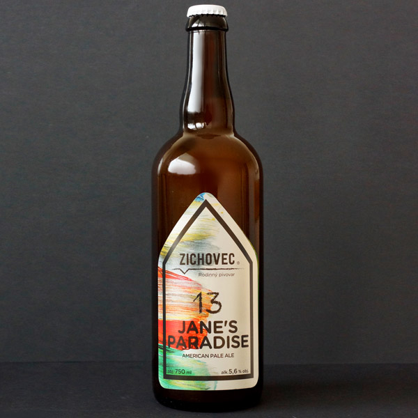 Jane's Paradise 13; Zichovec; Jane's Paradise Zichovec; APA; Beer Station; pivo e-shop; remeselné pivo; remeselný pivovar; craft beer Bratislava; živé pivo