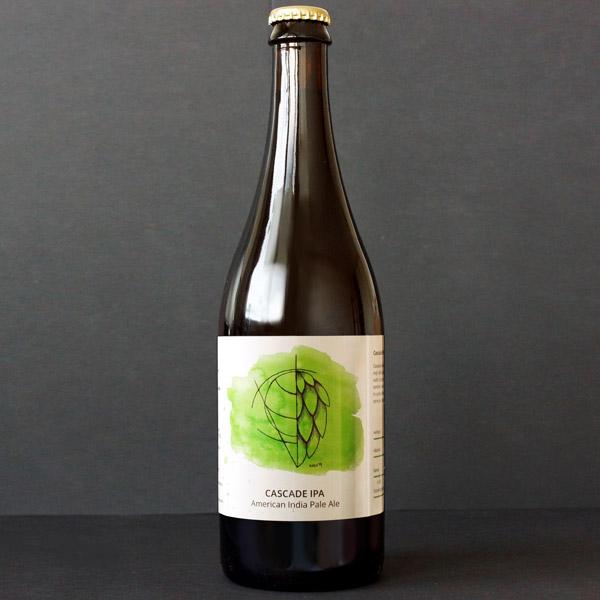 Pivečka; Cascade IPA 15°; Craft Beer; Remeselné Pivo; Živé pivo; Beer Station; Fľaškové pivo; IPA;