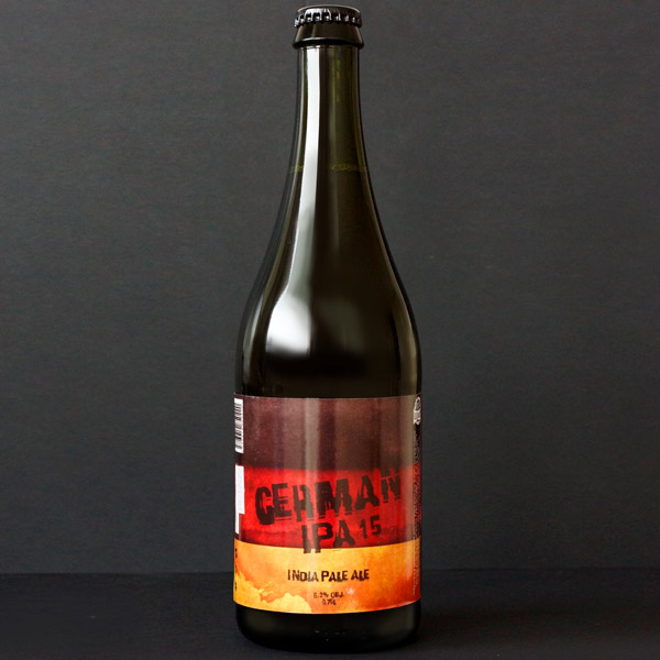 WYWAR; Germain IPA 15°; Craft Beer; Remeselné Pivo; Živé pivo; Beer Station; Fľaškové pivo; IPA; Distribúcia piva