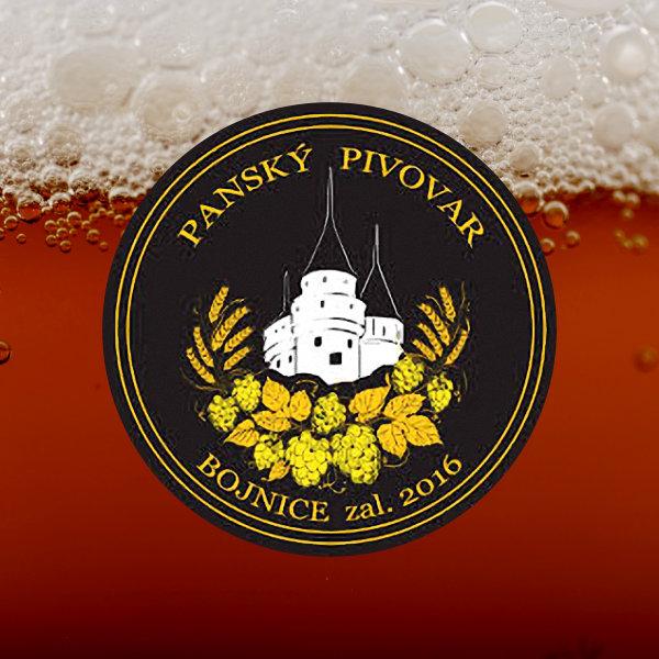 Krkavec 13; Panský pivovar; Lager; Remeselné pivo; Remeselný pivovar; Ležiak; Tmavé pivo