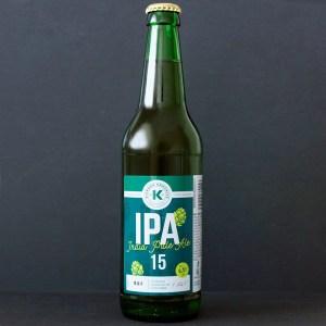 Kamenice; Kamenicka IPA 15°; Craft Beer; Remeselné Pivo; Živé pivo; Beer Station; Fľaškové pivo; IPA; pivovar Kamenice nad Lipou