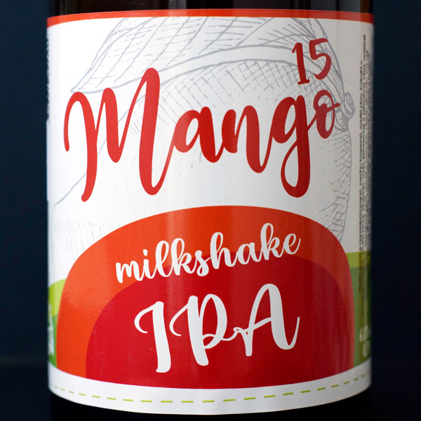 WYWAR; Mango Milkshake IPA 15°; Craft Beer; Remeselné Pivo; Živé pivo; Beer Station; Fľaškové pivo; IPA; Distribúcia piva
