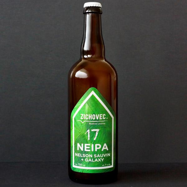 Zichovec; NEIPA Nelson Sauvin + Galaxy 17; NEIPA; Beer Station; pivo e-shop; remeselné pivo; remeselný pivovar; craft beer Bratislava; živé pivo