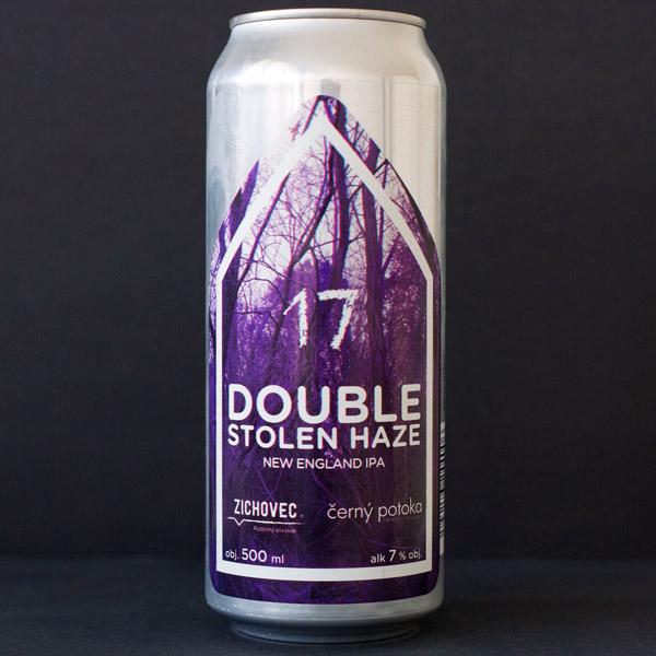 Double Stolen Haze 17; Zichovec plechovka; Zichovec; NEIPA; Beer Station; pivo e-shop; remeselné pivo; remeselný pivovar; craft beer Bratislava; živé pivo