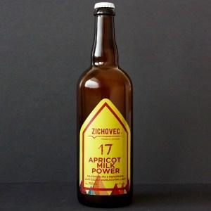 Zichovec; Apricot Milk Power 17; NEIPA; Beer Station; pivo e-shop; remeselné pivo; remeselný pivovar; craft beer Bratislava; živé pivo