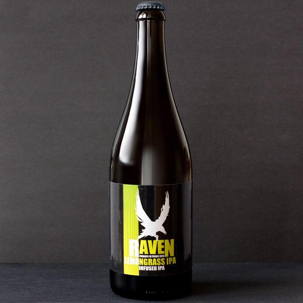 Raven; Lemongrass IPA 15; IPA; Beer Station; pivo e-shop; remeselné pivo; remeselný pivovar; craft beer Bratislava; živé pivo; pivo; Distribúcia piva; Infused IPA