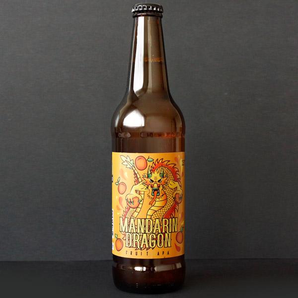 Schwager; Mandarin Dragon 13; Craft Beer; Remeselné Pivo; Živé pivo; Beer Station; Fruit APA; Pivo;