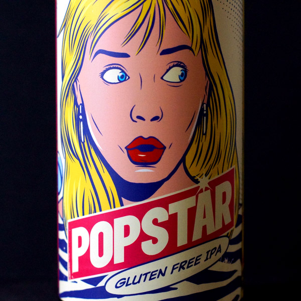 Popstar; MAD Scientist; Maďarský pivovar; madarske pivo; IPA; pivo; Craft Beer v plechovke; remeselné pivo; Glutenfree beer; bezlepkové pivo