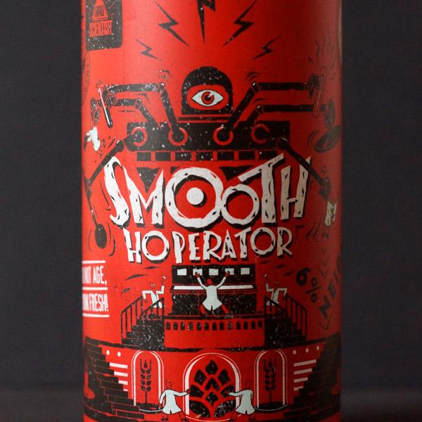 Smooth Hoperator; MAD Scientist; Maďarský pivovar; madarske pivo; NEIPA; pivo; Craft Beer v plechovke; remeselné pivo;