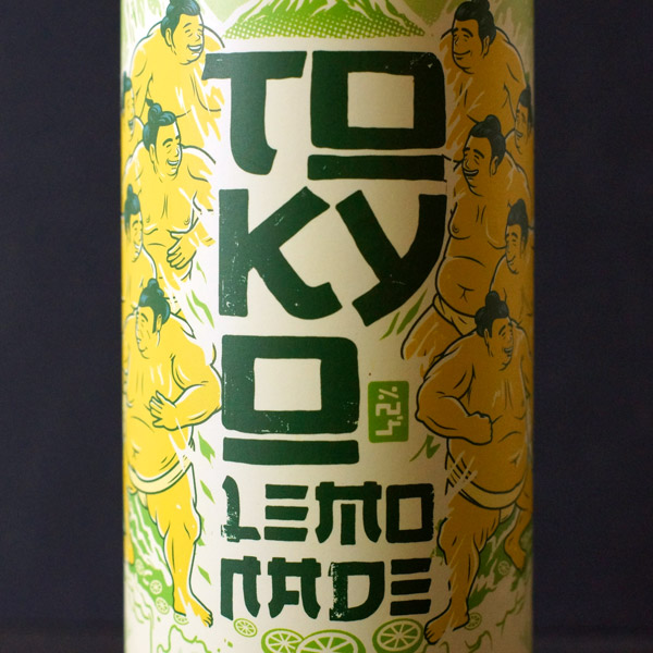 Tokyo Lemonade; MAD Scientist; Maďarský pivovar; madarske pivo; pšeničné pivo; pivo; Craft Beer v plechovke; remeselné pivo; witbier