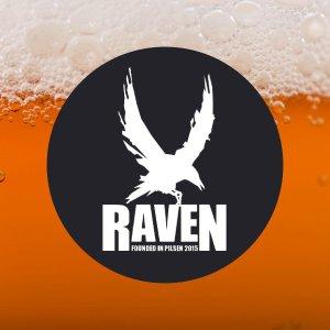 Raven; Raspberry 9; Sour Ale; Beer Station; pivo e-shop; remeselné pivo; remeselný pivovar; craft beer Bratislava; živé pivo; pivo; Distribúcia piva; Berliner Weisse