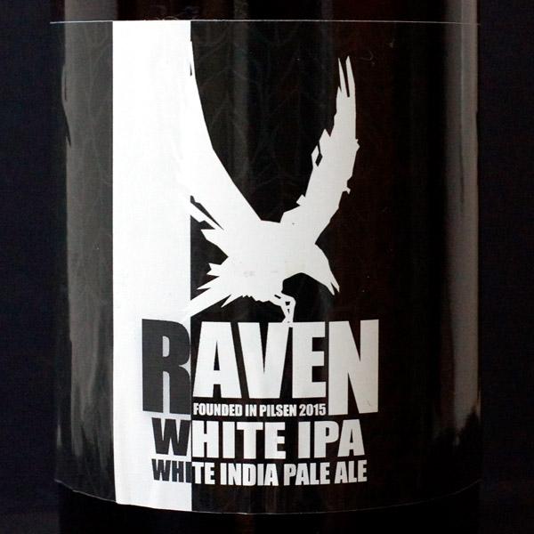 Raven; White IPA 15; IPA; Beer Station; pivo e-shop; remeselné pivo; remeselný pivovar; craft beer Bratislava; živé pivo; pivo; Distribúcia piva; pivovar Raven