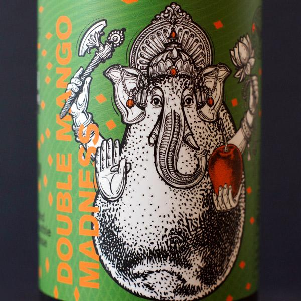 Double Mango Madness; MAD Scientist; Maďarský pivovar; madarske pivo;Mad Scientist; pivo; Craft Beer v plechovke; remeselné pivo; Berliner Weisse