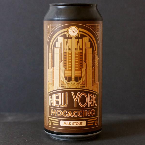 New York Mocaccino; MAD Scientist; Maďarský pivovar; madarske pivo; Milk Stout; pivo; Craft Beer v plechovke; remeselné pivo;