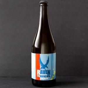 Raven; Pacific IPA 14; IPA; Beer Station; pivo e-shop; remeselné pivo; remeselný pivovar; craft beer Bratislava; Pod vrchnakom; pivo; Distribúcia piva;