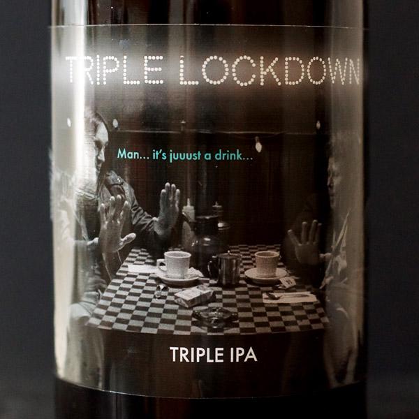 Raven; Triple Lockdown 22; Triple IPA; Beer Station; pivo e-shop; remeselné pivo; remeselný pivovar; craft beer Bratislava; živé pivo; pivo; Distribúcia piva; pivovar Raven; IPA
