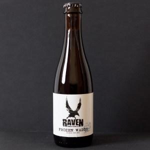 Raven; Frozen Waste 40; Double Ice IPA; Beer Station; pivo e-shop; remeselné pivo; remeselný pivovar; craft beer Bratislava; pivo; Distribúcia piva; pivovar Raven; Ice IPA