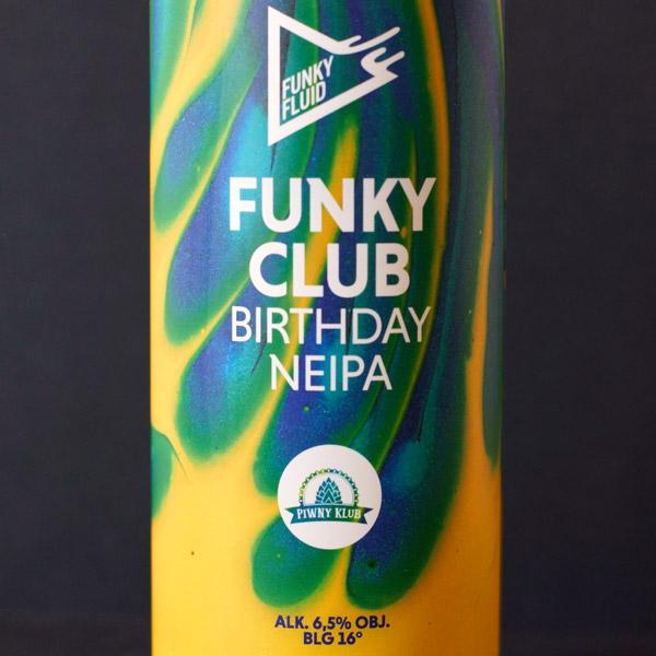 Funky Fluid; Funky Club; Craft Beer; Remeselné Pivo; Salon piva; Beer Station; Plechovkové pivo; NEIPA; New England IPA; Distribúcia piva; Poľský pivovar
