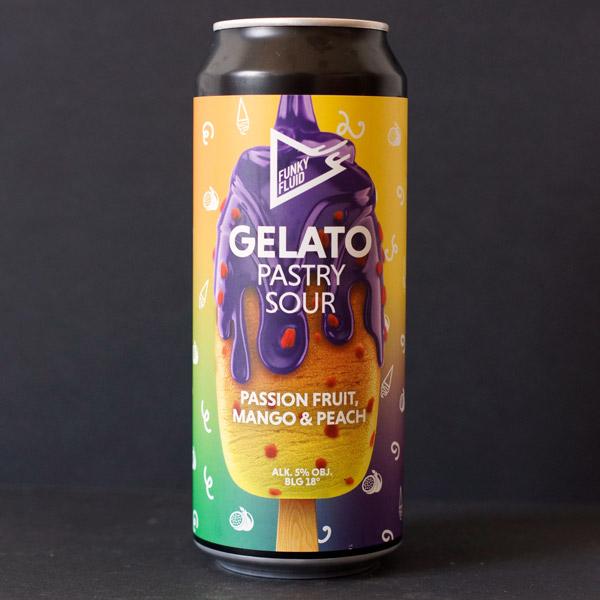 Funky Fluid; Gelato: Passion Fruit Mango & Peach; Remeselné Pivo; Salon piva; Beer Station; Plechovkové pivo; Pastry Sour; Sour Ale; Distribúcia piva; poľské pivo