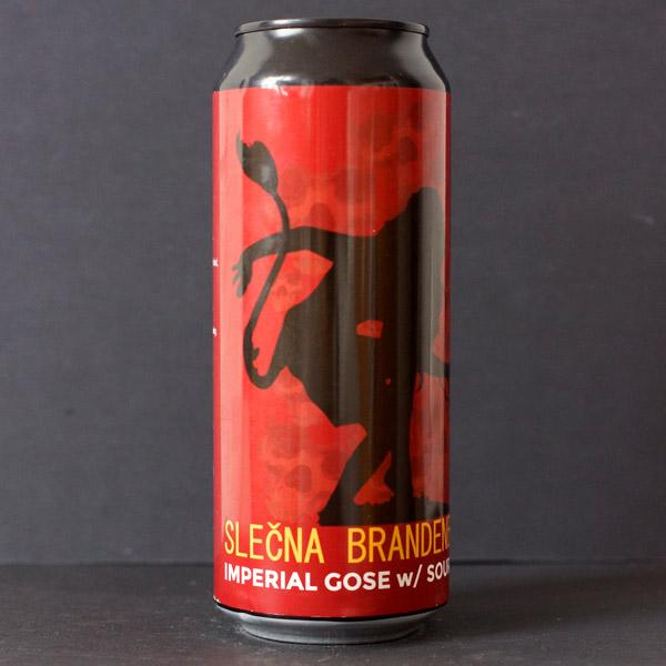 Slečna Brandenburgská; Unorthodox Brewing; Imperial Gose; pivo; Gose; Sour Ale; višňové pivo