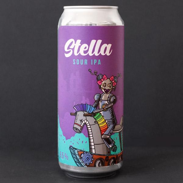 Clock; Stella 15; Craft Beer; Remeselné Pivo; Živé pivo; Beer Station; Sour IPA; Pivovar Clock; Distribúcia piva; pivovar z Potštejna; Pivo; české pivo; pivo v plechu