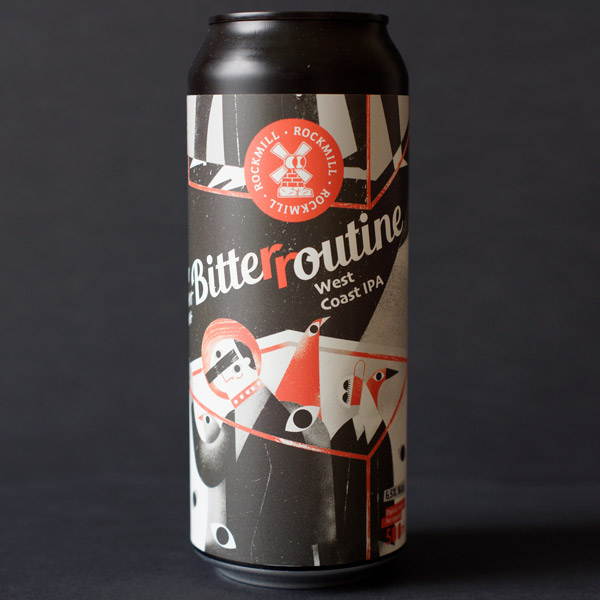 Rockmill; Bitter Routine; Craft Beer; Remeselné Pivo; Salon piva; Beer Station; Plechovkové pivo; West Coast IPA; Distribúcia piva; Poľský pivovar; Poľské pivo
