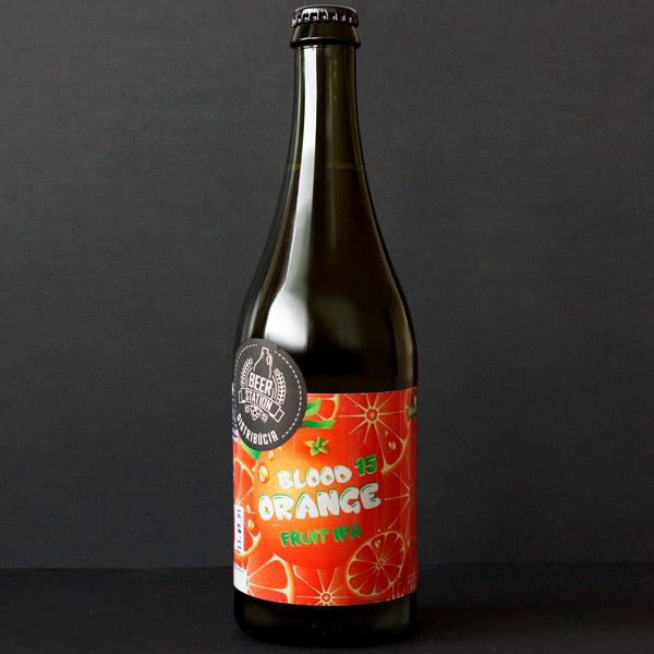 WYWAR; Blood Orange Fruit IPA; IPA; Remeselné pivo; Pivo so sebou; Bratislavská pivotéka