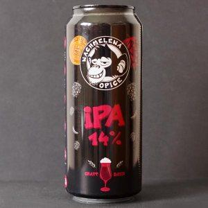 Nachmelená Opice; remeselné pivo; české remeselné pivo; IPA; pivo