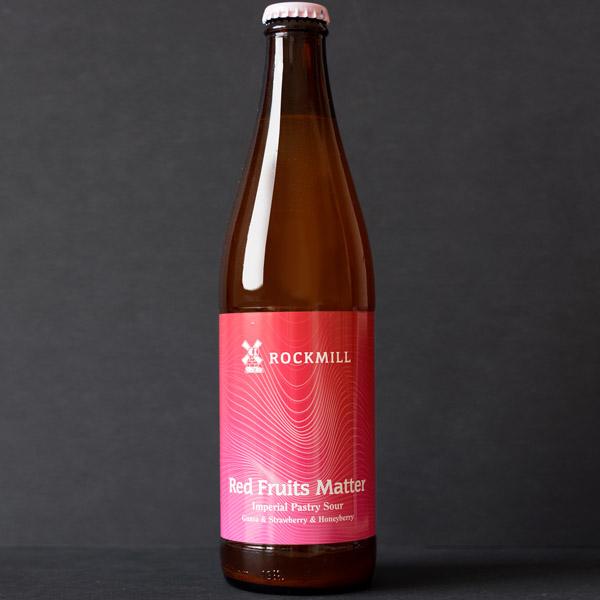 Rockmill; Red Fruits Matter; Craft Beer; Remeselné Pivo; Salon piva; Beer Station; Fľaškové pivo; Imperial Pastry Sour Fruit Ale; Distribúcia piva; Poľský pivovar; Poľské pivo