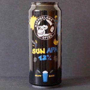 Nachmelená Opice; remeselné pivo; české remeselné pivo; APA; pivo