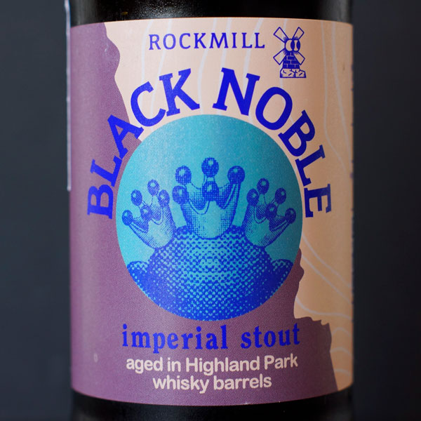 Rockmill; Black Noble Highland Park BA; Craft Beer; Remeselné Pivo; Salon piva; Beer Station; Plechovkové pivo; Double Imperial Stout; Distribúcia piva; Poľský pivovar; Poľské pivo