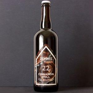 Zichovec; Cinnamon Roll; Zichovec pivo; Zichovec Imperial Stout