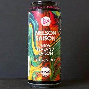Funky Fluid; Nelson Saison; Craft Beer; Remeselné Pivo; Pod vrchnakom; Beer Station; Plechovkové pivo; Saison; Distribúcia piva; Poľské pivo