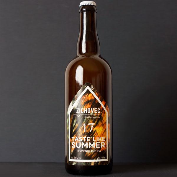 Zichovec; Taste Like Summer; Zichovec pivo; Zichovec NEIPA