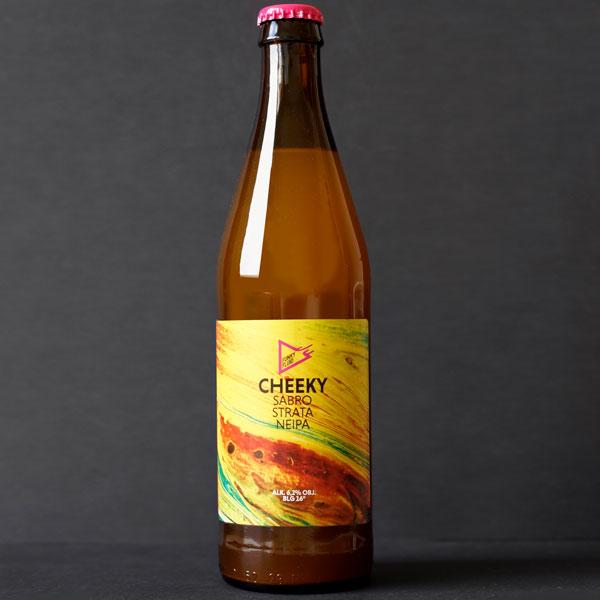 Funky Fluid; Cheeky; Remeselné Pivo; Pod vrchnakom; Beer Station; Sklo; NEIPA; Distribúcia piva; Poľské pivo
