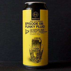 Funky Fluid; Nepomucen; Meet Our Friends Episode 08; Remeselné Pivo; Pod vrchnakom; Beer Station; Plechovkové pivo; Quadruple IPA; Distribúcia piva; Poľské pivo