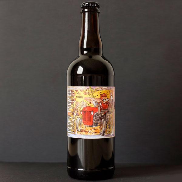 Mazák; Fancy Farmer 13°; Rozvoz piva; Remeselné pivo; Živé pivo; Beer Station; Remeselný pivovar ; Wheat Ale