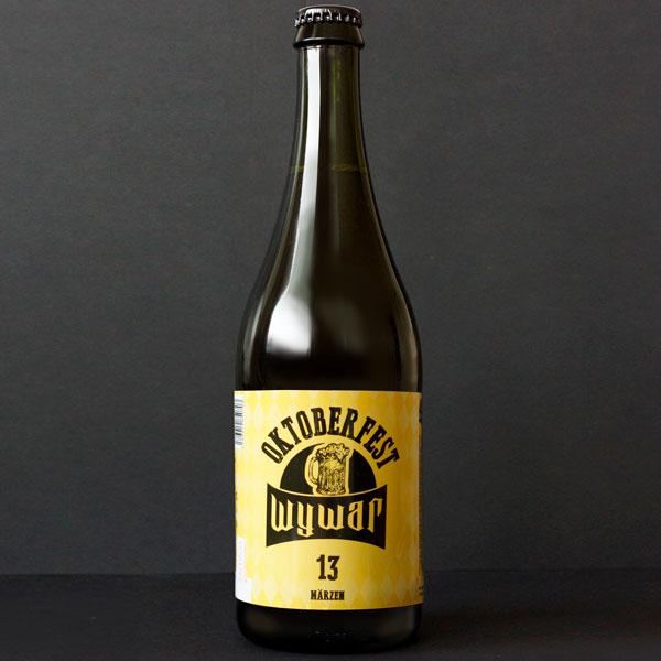 WYWAR; Oktoberfest; Craft Beer; Remeselné Pivo; Živé pivo; Beer Station; Fľaškové pivo; Märzen