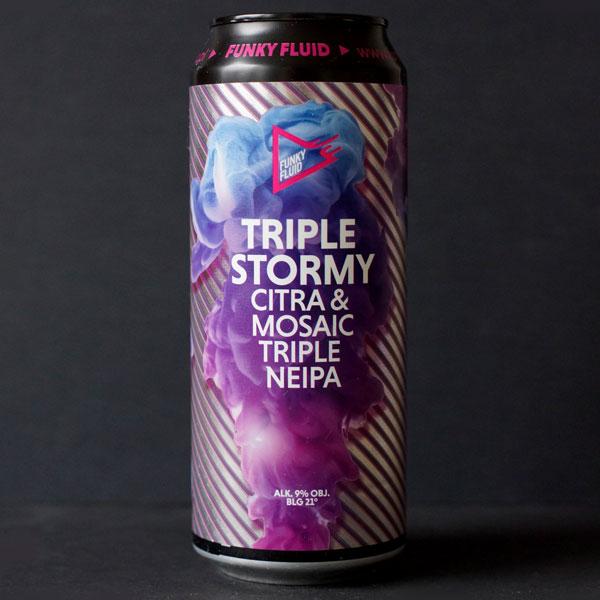 Funky Fluid; Triple Stormy; Remeselné Pivo; Pod vrchnakom; Beer Station; Plechovkové pivo; Triple NEIPA; Distribúcia piva; Poľské pivo