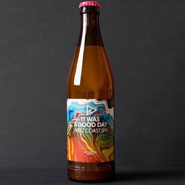 Funky Fluid; It Was A Good Day; Remeselné Pivo; Pod vrchnakom; Beer Station; Fľaškové pivo; Hazy West Coast IPA; Distribúcia piva; Poľské pivo