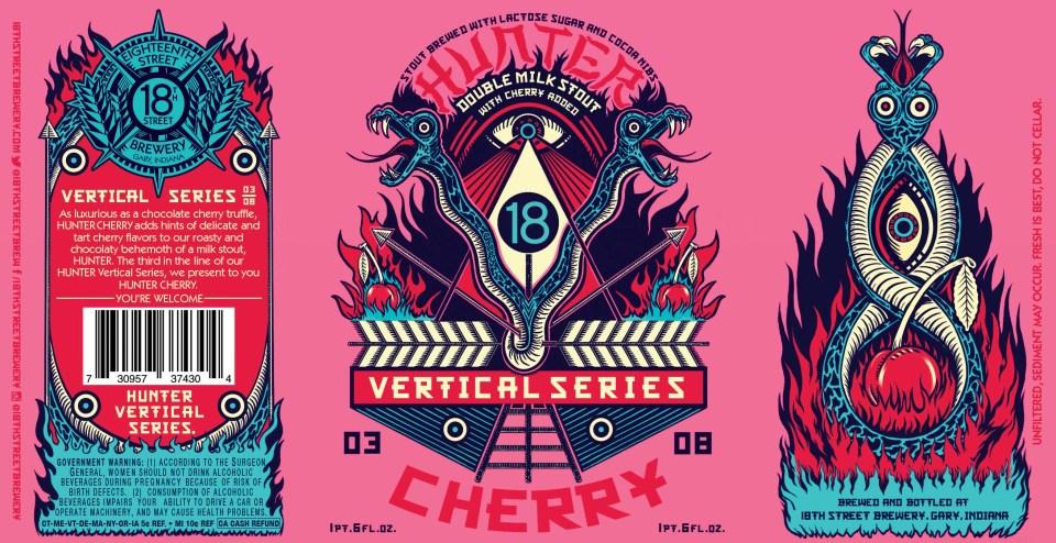 18th Street Brewery Hunter Cherry